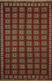 Sale 8345C - Lot 91 - Persian Somak 270cm x 190cm