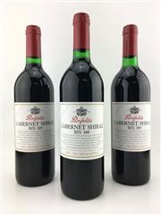 Sale 8553 - Lot 1744 - 3x 1997 Penfolds Bin 389 Cabernet Shiraz, South Australia - original box