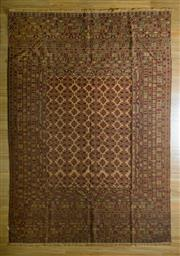 Sale 8693C - Lot 31 - Super Fine Persian Somak 293cm x 200cm