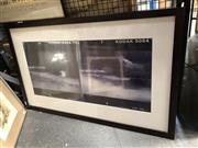 Sale 8797 - Lot 2021 - Paul Green - Bondi View from Icebergs 1997 photograph ed. AP, 61 x 102cm (frame) signed