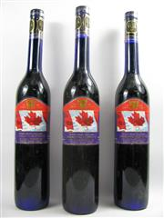 Sale 8278A - Lot 1 - 3x 1999 Magnotta Merrit Road Vineyard Riesling Icewine, Ontario - 375ml