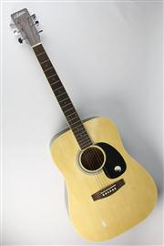Sale 8436 - Lot 1 - Ariana Musical Acoustic Guitar