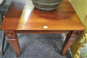 Sale 8251 - Lot 1090 - Timber Coffee Table
