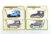 Sale 8960T - Lot 4 - A Set Of Four Matchbox Models of Yesteryear Toy Cars Incl Nestles