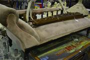 Sale 8058 - Lot 1063 - Victorian Chaise Lounge
