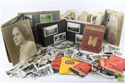 Sale 8543 - Lot 65 - Early Photograph Album with collection of Others