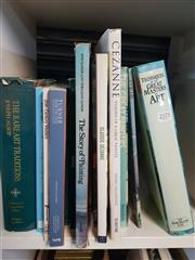 Sale 8659 - Lot 2371 - Collection of Art Books incl. Gaunt, W. The Great Painters from the Renaissance to the 20th Century; Alsop, J. The Rare Art Tradi...