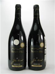 Sale 8278A - Lot 36 - 2x 2001 Trinity Hill Gimblett Gravels Syrah, Hawkes Bay