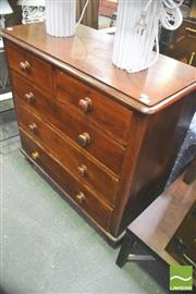 Sale 8338 - Lot 1463 - Cedar Chest of Five Drawers