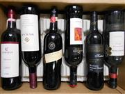 Sale 8519W - Lot 66 - 6x Assorted Red Wines incl. Coriole, Katnook & Nugan