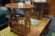 Sale 8550 - Lot 1242 - Pair of Sidetables