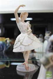 Sale 8217 - Lot 3 - Bing & Grøndahl Figure of a Dancer
