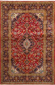 Sale 8345C - Lot 94 - Persian Kashan 292cm x 195cm