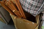 Sale 8478 - Lot 2534 - Collection of Easels & 2 White Boards