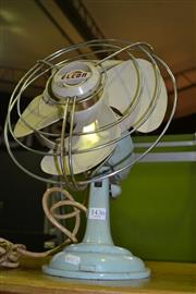 Sale 8093 - Lot 1436 - Early Elcon Desk Fan