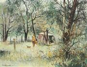 Sale 8475 - Lot 569 - Patrick Carroll (1949 - ) - On a Bright Bush Morn, Berrima 44 x 59cm