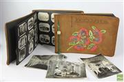 Sale 8521 - Lot 88 - Early Photographic Albums Of New Zealand