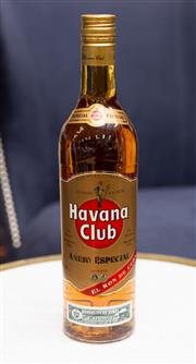Sale 8709 - Lot 1032 - A bottle of Havana Club rum