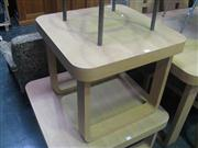 Sale 7932A - Lot 1134 - Square Coffee Table