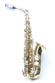 Sale 8729 - Lot 10 - Fontaine Cased Alto Saxophone with Accessories