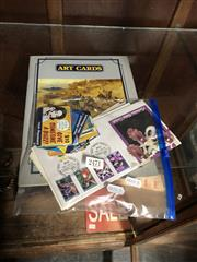 Sale 8797 - Lot 2471 - Australian War Museum Art Card Collection Together with Phone Cards and First Day Covers