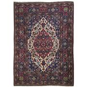 Sale 8971C - Lot 7 - Antique Persian Veramin Rug, Circa 1940, Finely Knotted, 145x200cm, Handspun Wool