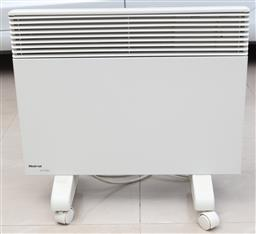 Sale 9162H - Lot 212 - An electric Noirot free standing spot plus panel Heater. 1500W 240V Height 55cm, DMT7358.5.T