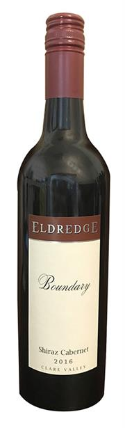 Sale 8494W - Lot 82 - 12 x 2016 Eldredge Boundary Shiraz Cabernet, Clare Valley