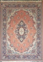 Sale 8657 - Lot 1047 - Persian Carpet (330 x 240cm)