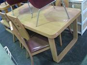Sale 7932A - Lot 1133 - Dining Table with 6 Chairs