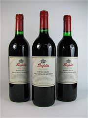Sale 8340A - Lot 727 - 3x 1997 Penfolds Old Vine Shiraz Grenache Mourvedre, Barossa Valley - removed from original box