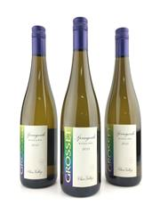 Sale 8553 - Lot 1860 - 3x 2015 Grosset Springvale Riesling, Clare Valley