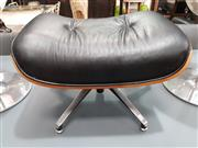 Sale 8777 - Lot 1038 - Eames Style Footstool