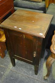 Sale 8093 - Lot 1343 - Timber Bedside Cabinet