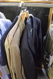 Sale 8346 - Lot 2104 - A collection of five blazers, all circa size 40 Mens