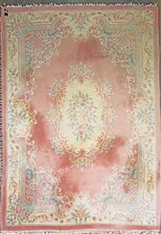 Sale 8657 - Lot 1020 - Chinese Cut Carpet (330 x 245cm)