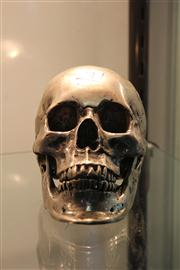 Sale 7977 - Lot 62 - Chrome Skull