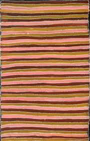 Sale 8535 - Lot 581 - Greeny Purvis (1930 - ) - Untitled, 2003 118.5 x 80.5cm (stretched & ready to hang)
