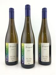 Sale 8553 - Lot 1862 - 3x 2009 Grosset Springvale Riesling, Clare Valley