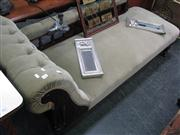 Sale 7972A - Lot 1061 - Edwardian Style Chaise