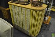 Sale 8364 - Lot 1046 - Vintage Bamboo Bar Unit