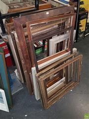 Sale 8563T - Lot 2147 - Collection of Frames, Various Sizes