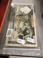 Sale 8797 - Lot 2434 - Collection of Faux Chinese Bank Notes