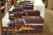 Sale 7981A - Lot 1089 - 6 Model Tin Trucks