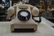 Sale 8115 - Lot 1104 - Retro Spin Dial Phone