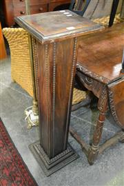 Sale 8115 - Lot 1477 - Timber Pedestal