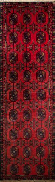 Sale 8335C - Lot 25 - Persian Baluch Runner 285cm x 83cm