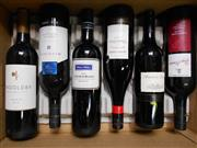 Sale 8519W - Lot 67 - 6x Assorted Red Wines incl. Annies Lane, Wirra Wirra & Rouge Homme