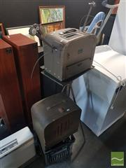 Sale 8548 - Lot 2204 - Projector on Stand
