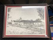 Sale 8841 - Lot 2091 - Decorative Farm Print